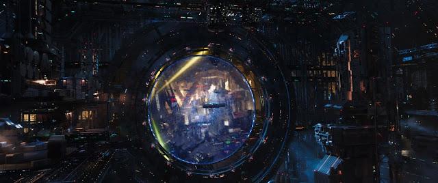 Los mundos futuristas de la película Valerian y la ciudad de los mil planetas ha sido dirigida por Luc Besson
