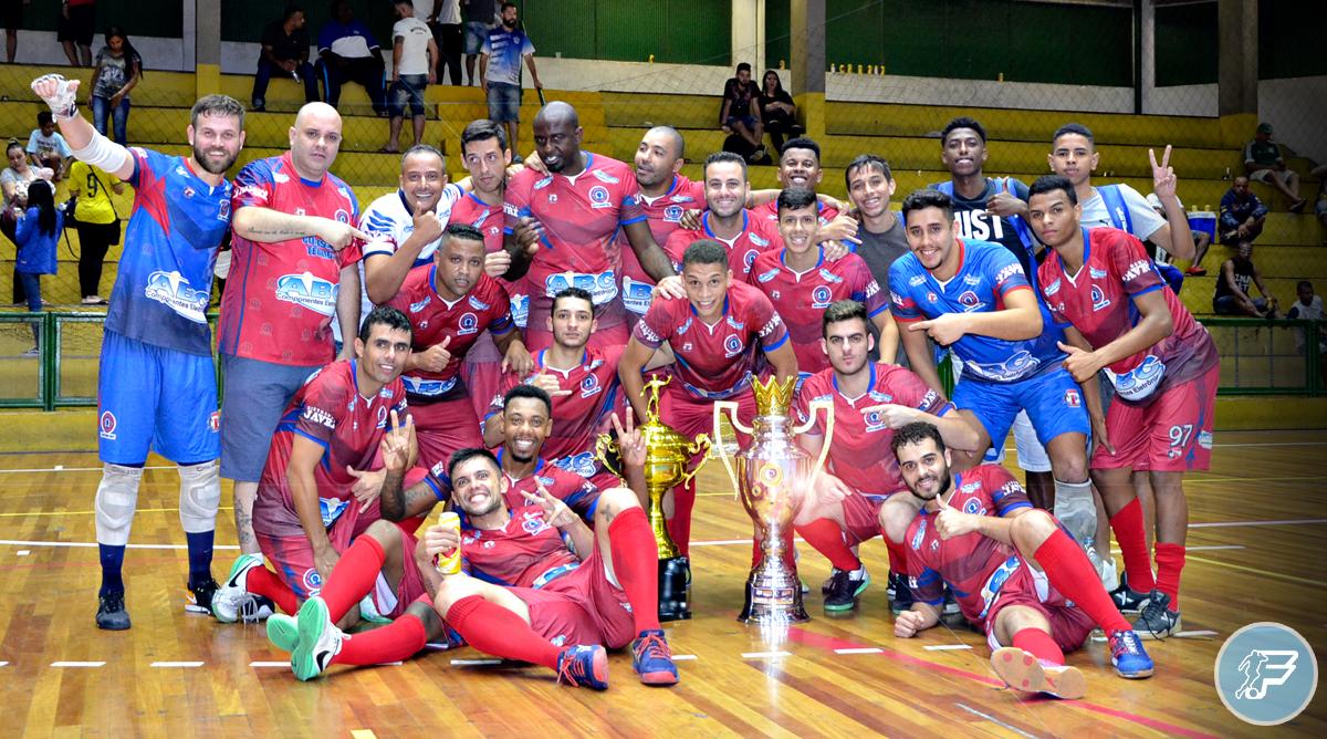 Ômega Futsal é campeão das séries Ouro e Prata da Copa Opcom Tamoyo em Santo André