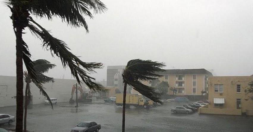 HÉCTOR: Potente huracán de cuarta categoría, se forma en el océano Pacífico