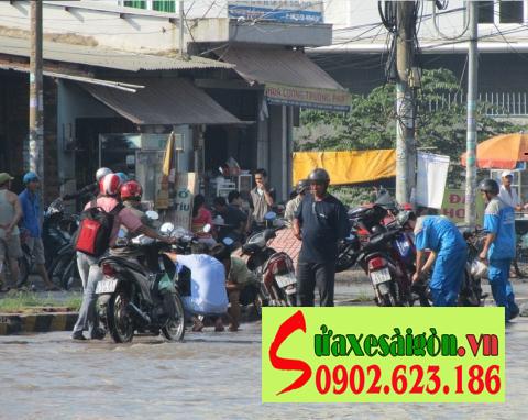 Sửa Xe Lưu Động - Cứu hộ sửa chữa xe máy tận nơi tại nhà
