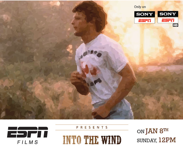 SONY ESPN and SONY ESPN HD Channels to air 'Into the Wind' Directed by Steve Nash and Ezra Holland on January 08, 2017 as part of the on-going 'ESPN Films' series