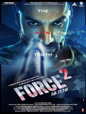 Force 2 2016 Official Trailer 720p HD Download