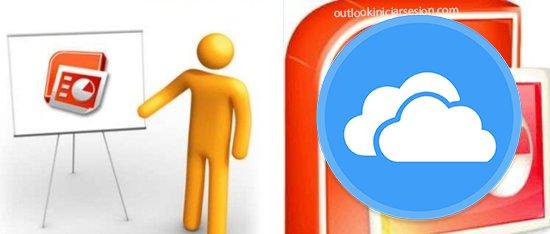 PowerPoint en OneDrive