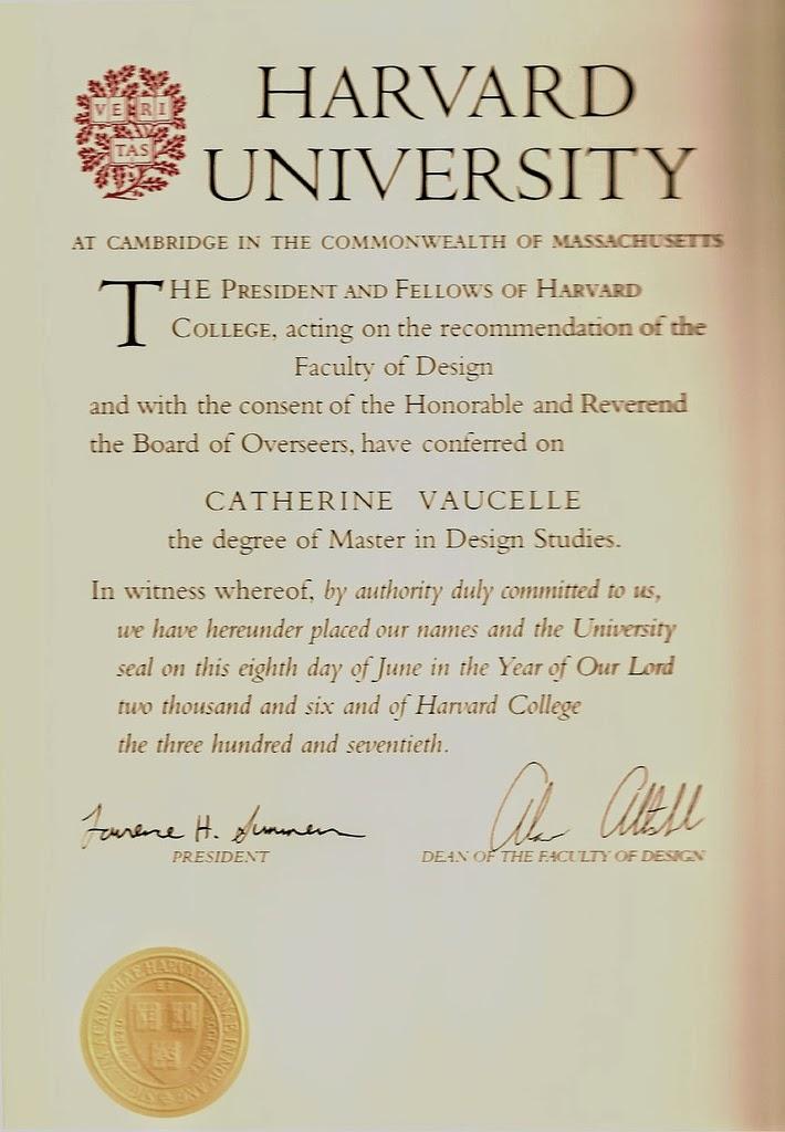 Dissertation harvard university