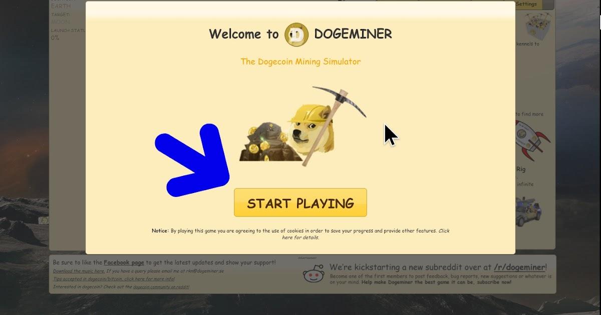How To Hack PC Gams: Doge Miner Hack For Dogecoins: 505,872,799,515,700,400,000,000