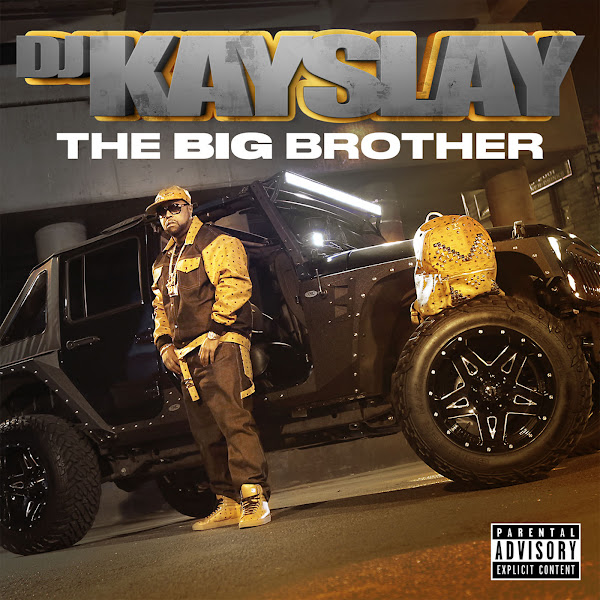 DJ Kay Slay - Cold Summer (feat. Kendrick Lamar, MAC MILLER, Kevin Gates & Rell) - Single Cover