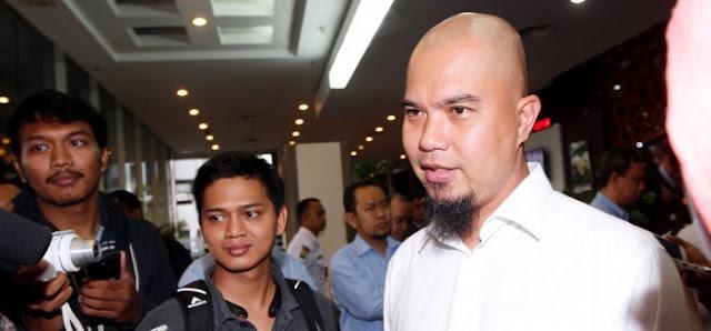 Ini Jawaban `Apa Adanya` Ahmad Dhani saat Diinterogasi Polisi