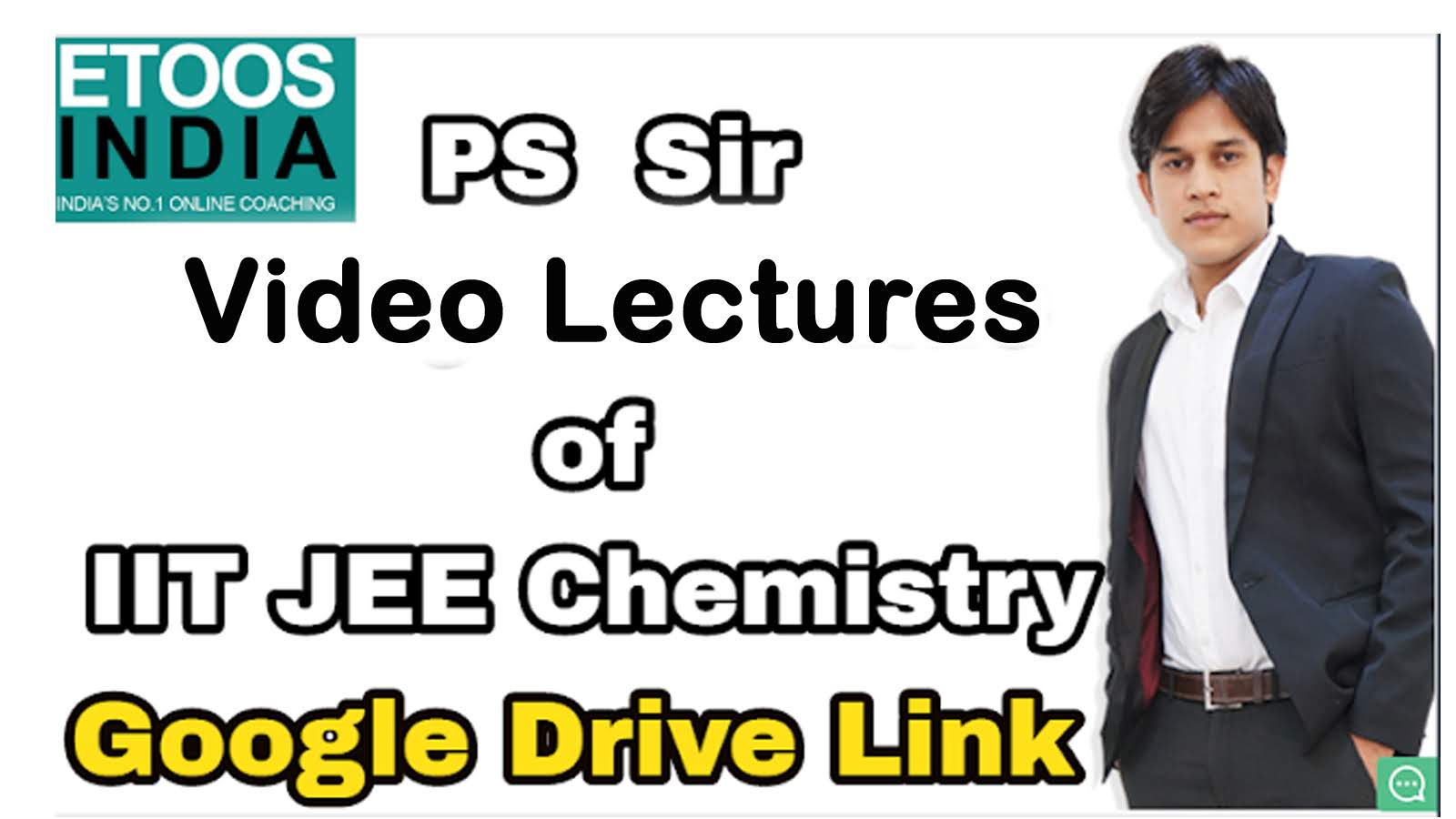 PS SIR Complete Physical and Organic Chemistry for JEE MAIN/ADVANCED