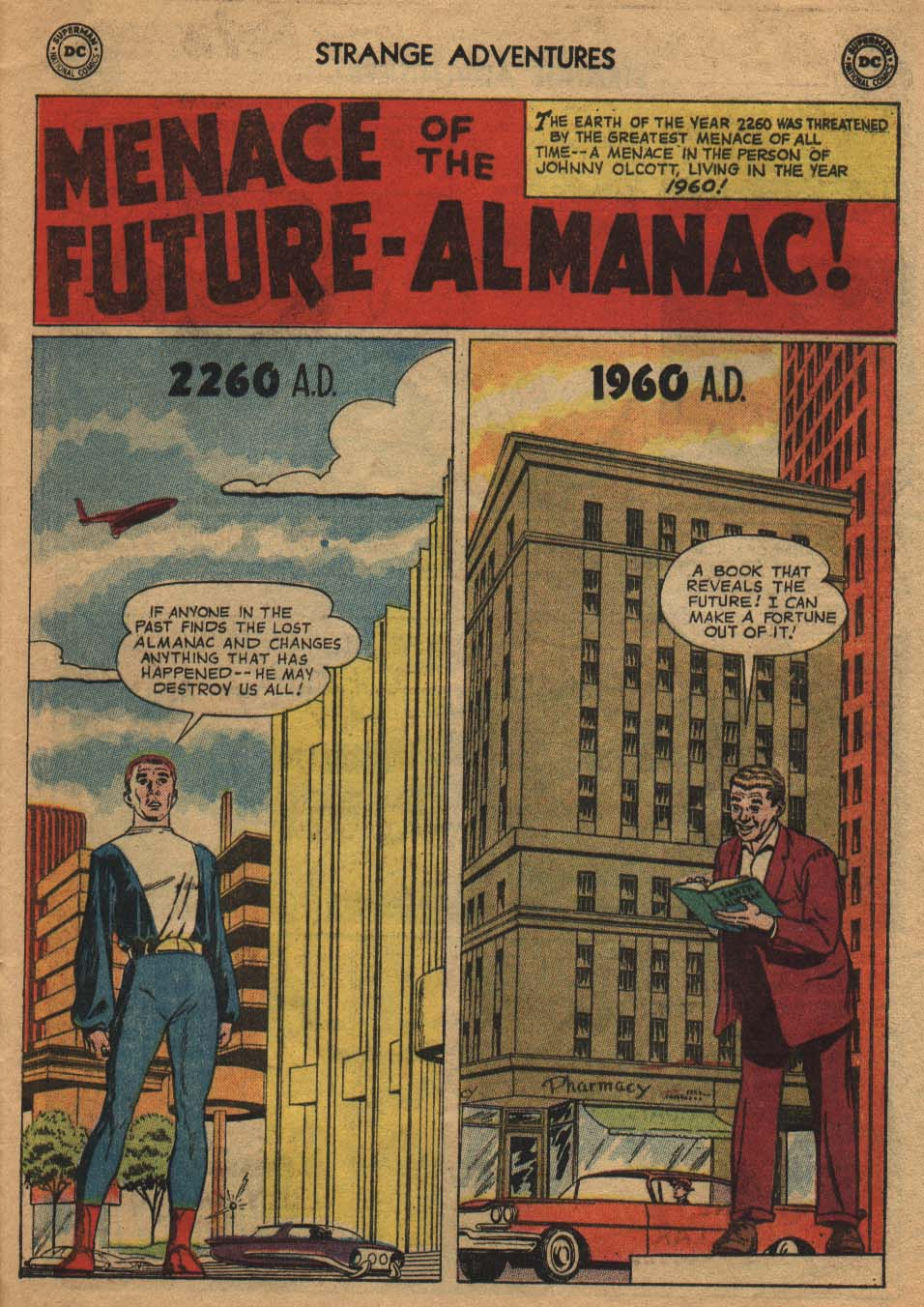 Strange Adventures (1950) issue 106 - Page 25