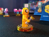 LEGO Dimensions Video Game Fall 2016 Preview Adventure Time Team Pack Jake