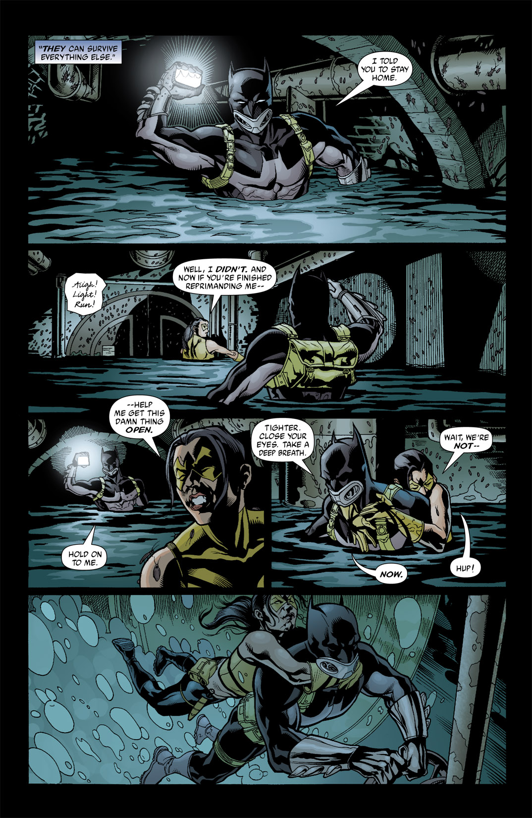 Detective Comics (1937) 795 Page 18