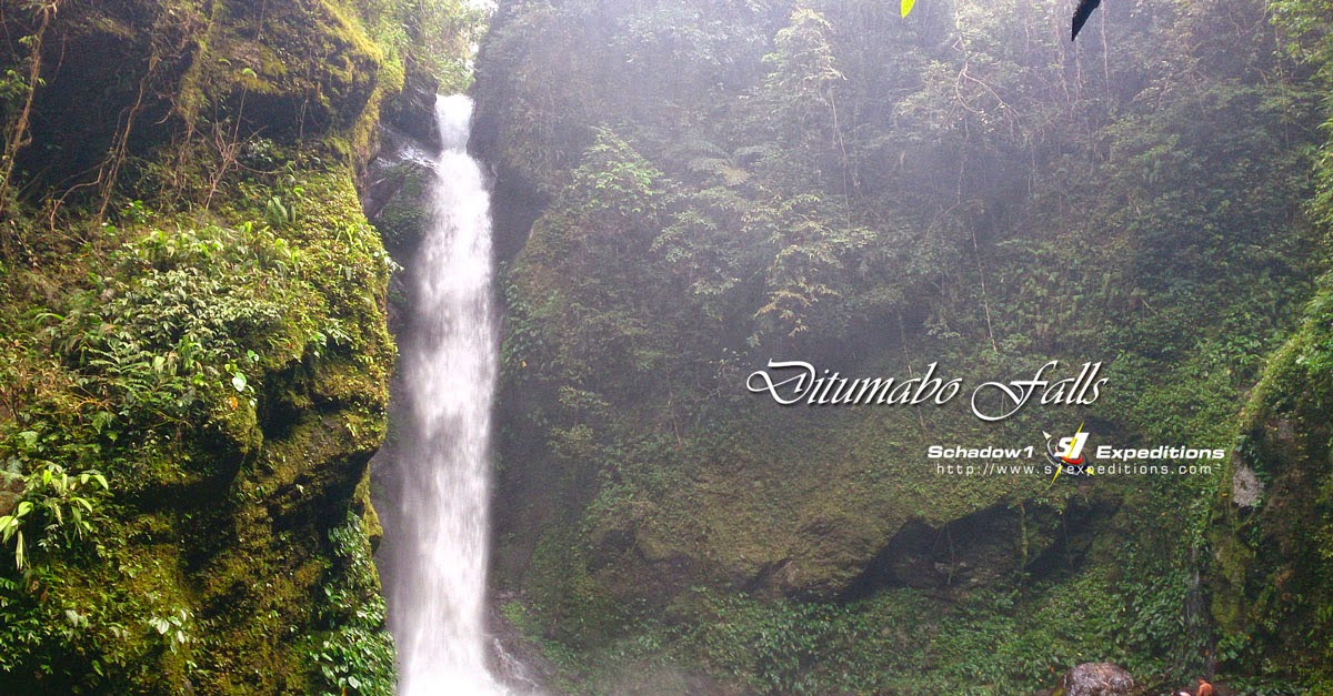 Ditumabo Falls - Aurora - Schadow1 Expeditions