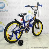 Sepeda Anak Wimcycle VR-1 BMX 18 Inci