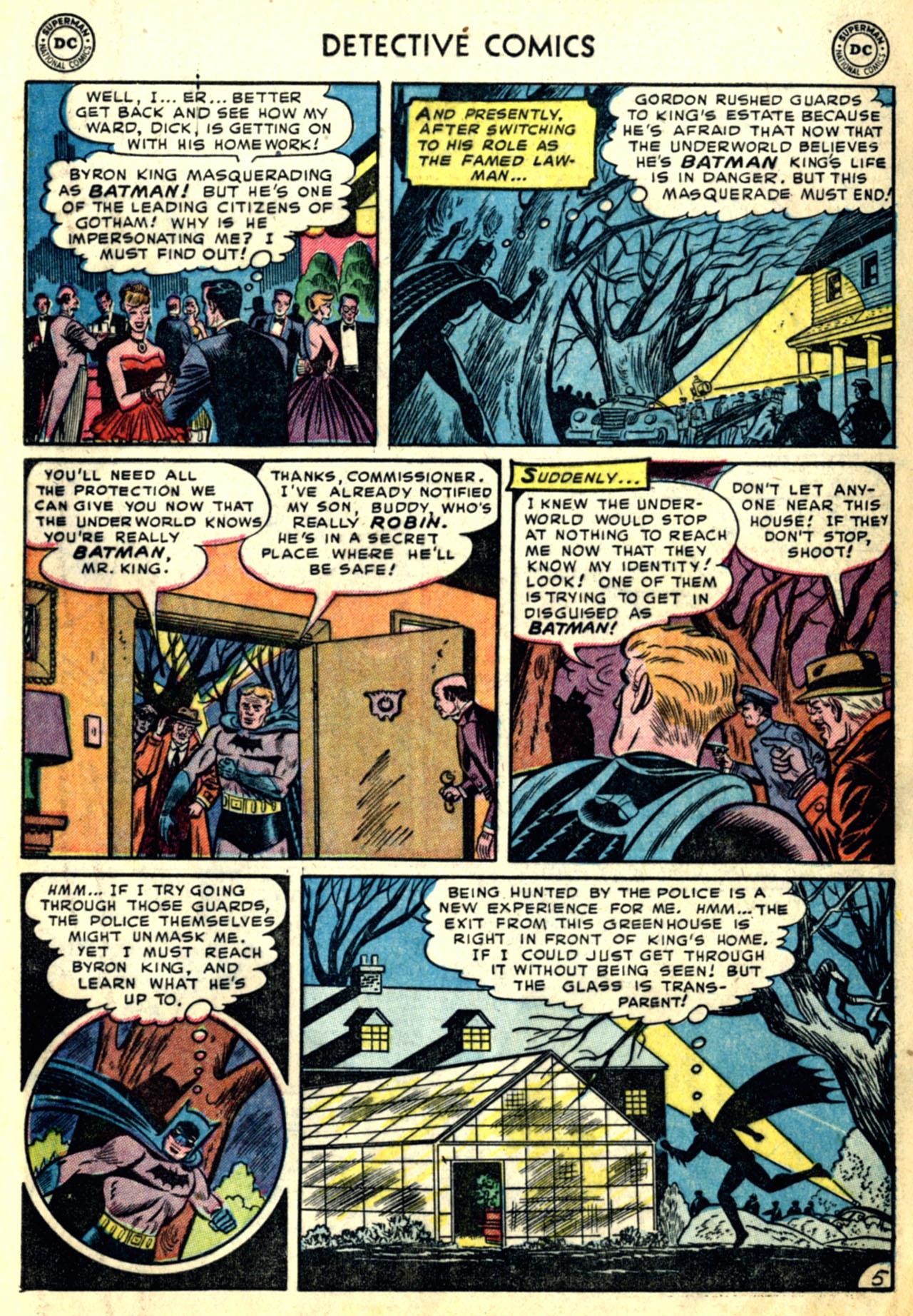 Detective Comics (1937) 192 Page 6