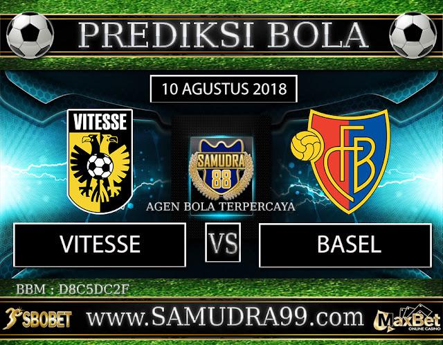 PREDIKSI TEBAK SKOR JITU VITESSE VS BASEL 10 AGUSTUS 2018