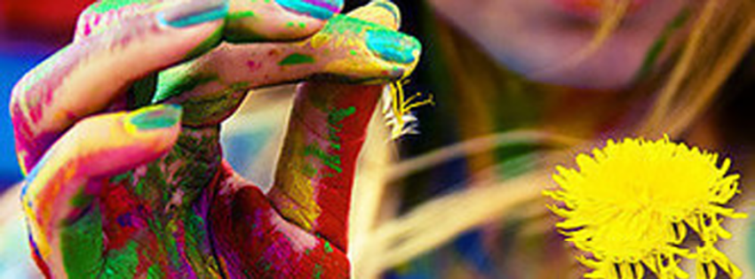 Attitude Girl New Hd Wallpaper Facebook Timeline Cover Flowers Girl Colored And Flower