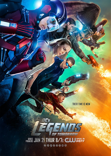 Legends of Tomorrow (2016-) ταινιες online seires oipeirates greek subs