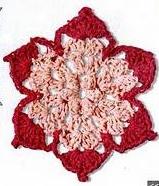 Patrón #1546: Granny a Crochet.