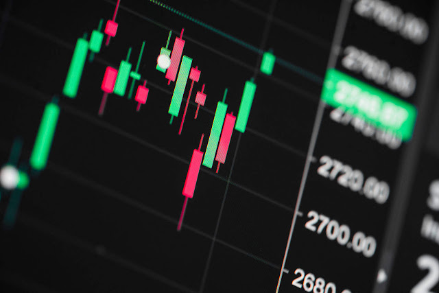 gráfico de moedas