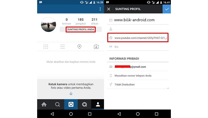 Cara Menautkan Link Youtube Di Instagram Untuk Meningkatkan Viewers
