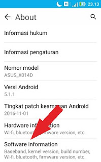 Cara Mengaktifkan Menu Developer Option 1