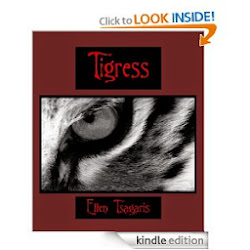 Tigress by Ellen Tsagaris