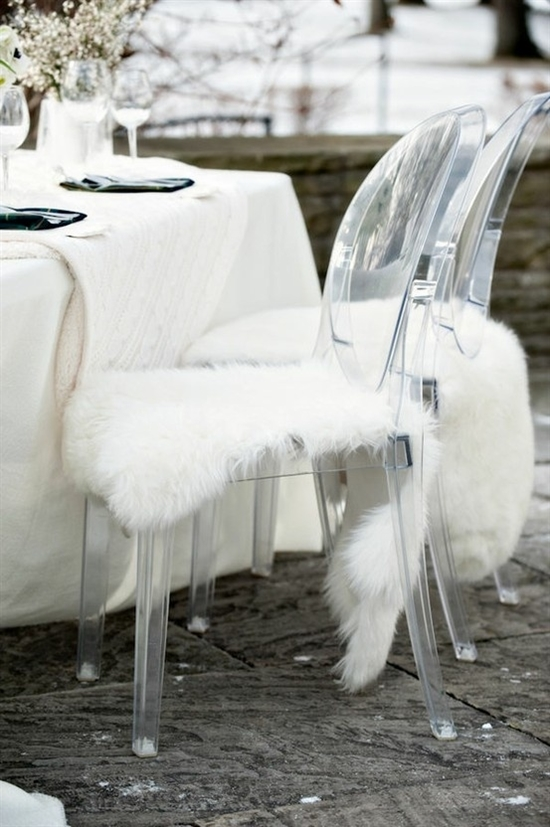 Lee Caroline A World Of Inspiration Ghost Chairs