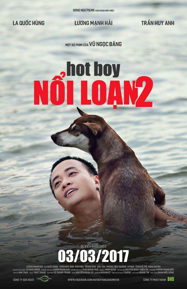 Hot Boy Nổi Loạn 2