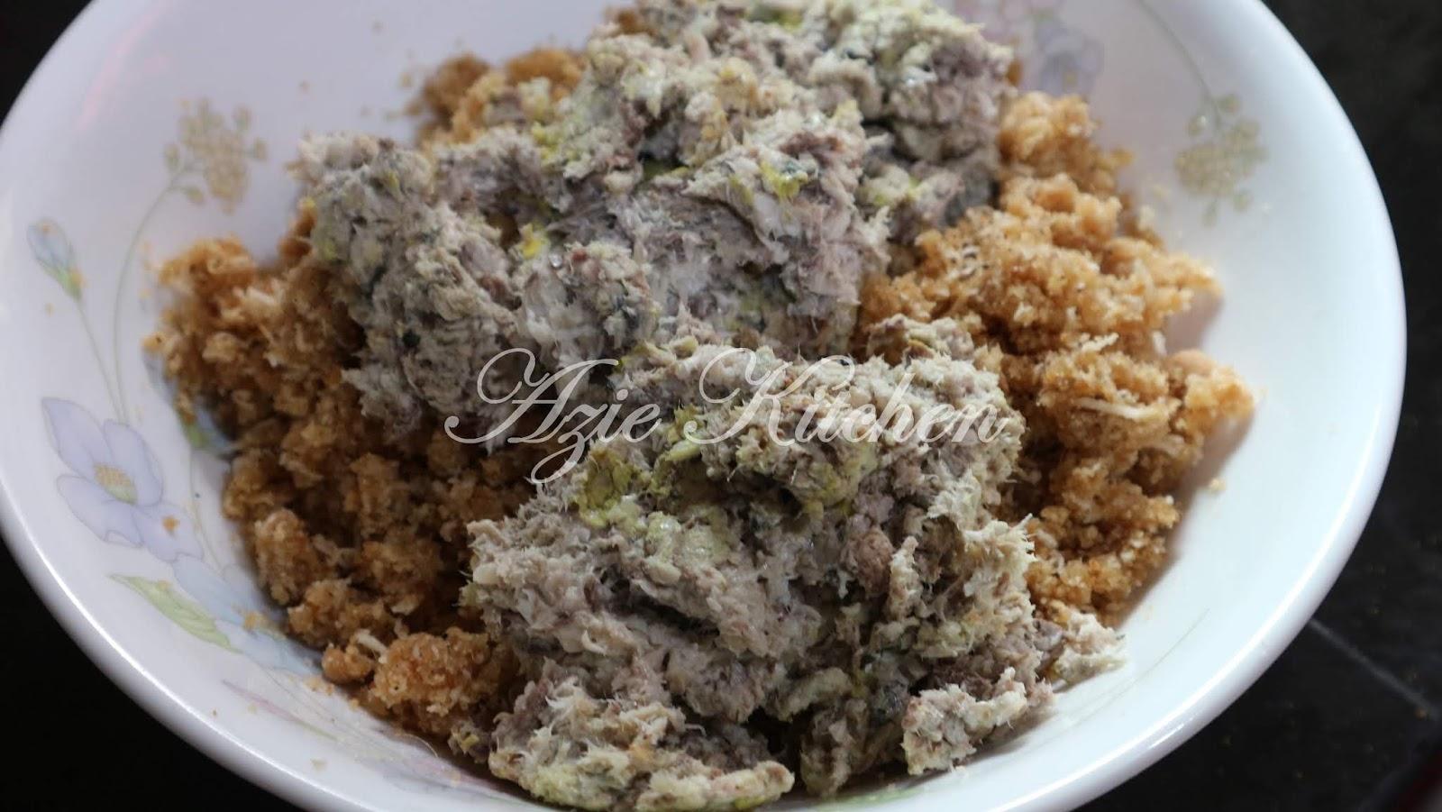 Nasi Impit Dengan Sambal Kelapa Ikan - Azie Kitchen
