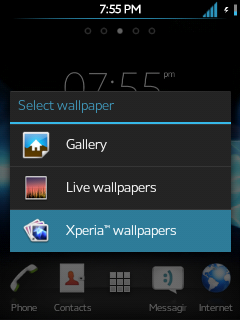 Xperia NxT MoD v1 5 - For All GingerBread[GALAXY Y] | STATION DROID