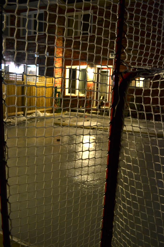 I Parent Twins - Blog about Twins: DIY Backyard Ice Rink