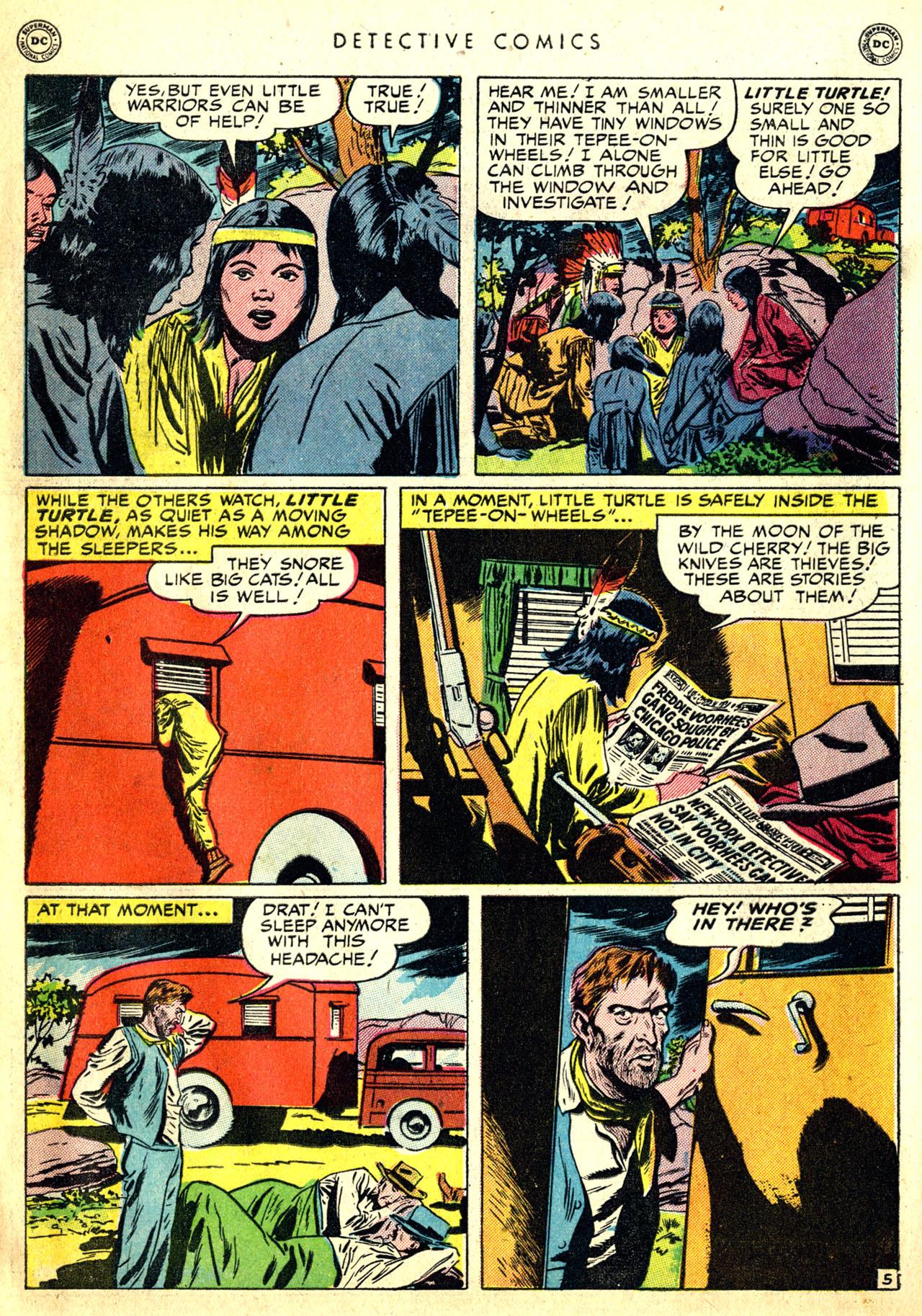 Read online Detective Comics (1937) comic -  Issue #168 - 45