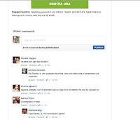 Testimonianze finte FB