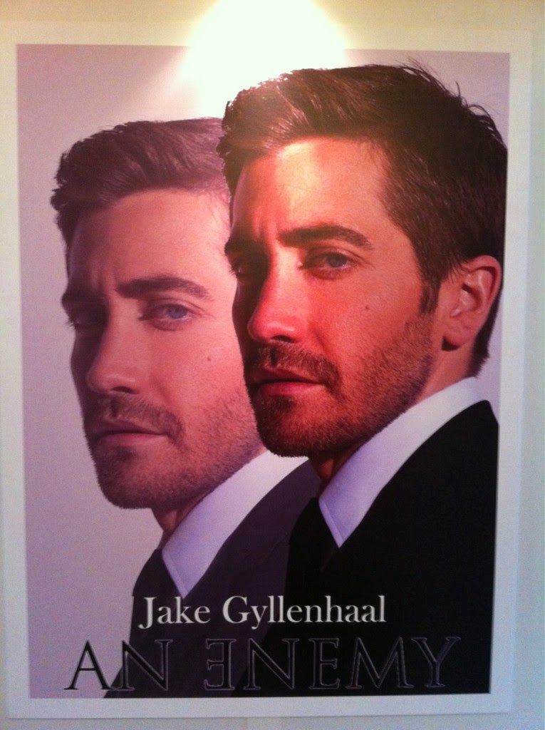 jake gyllenhaal an enemy