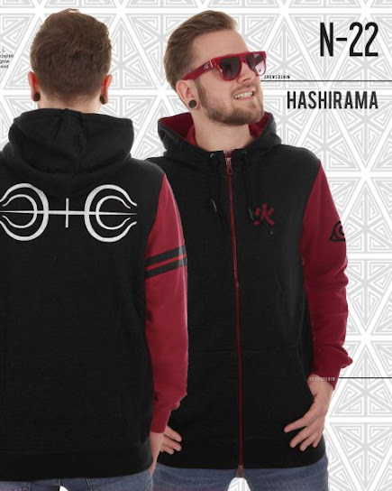 jas exclusive jaket hasirama