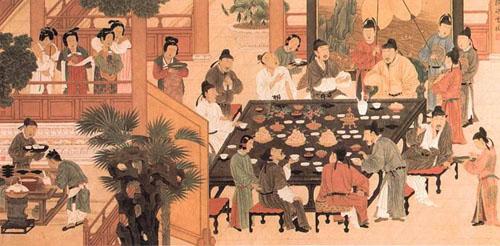 china dynasty tea ceremony
