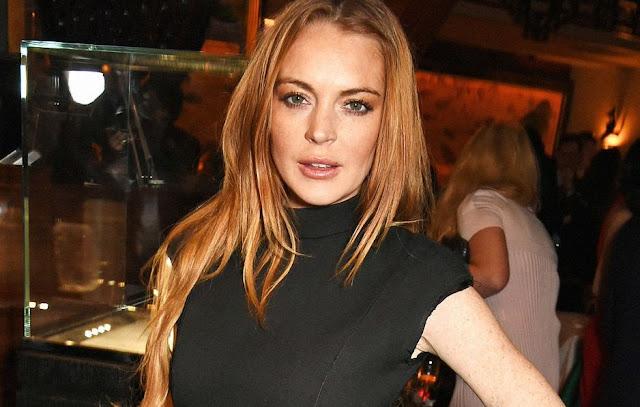 Lindsay Lohan no para de pedirle trabajo a Disney