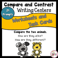 Compare and Contrast Writing Centers