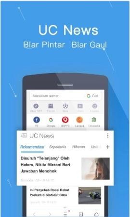 Browser Anti Iklan Android
