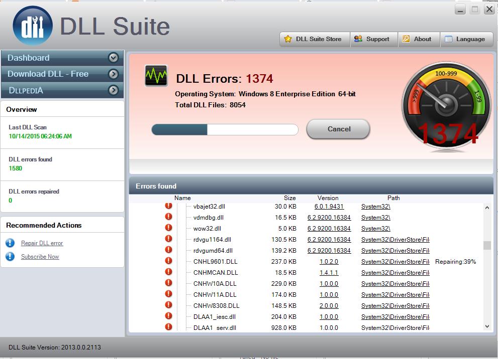 Dll Repair Tool - download.cnet.com