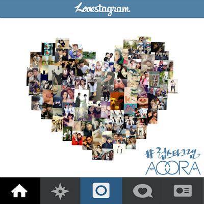 [Single] AOORA – Lovestagram