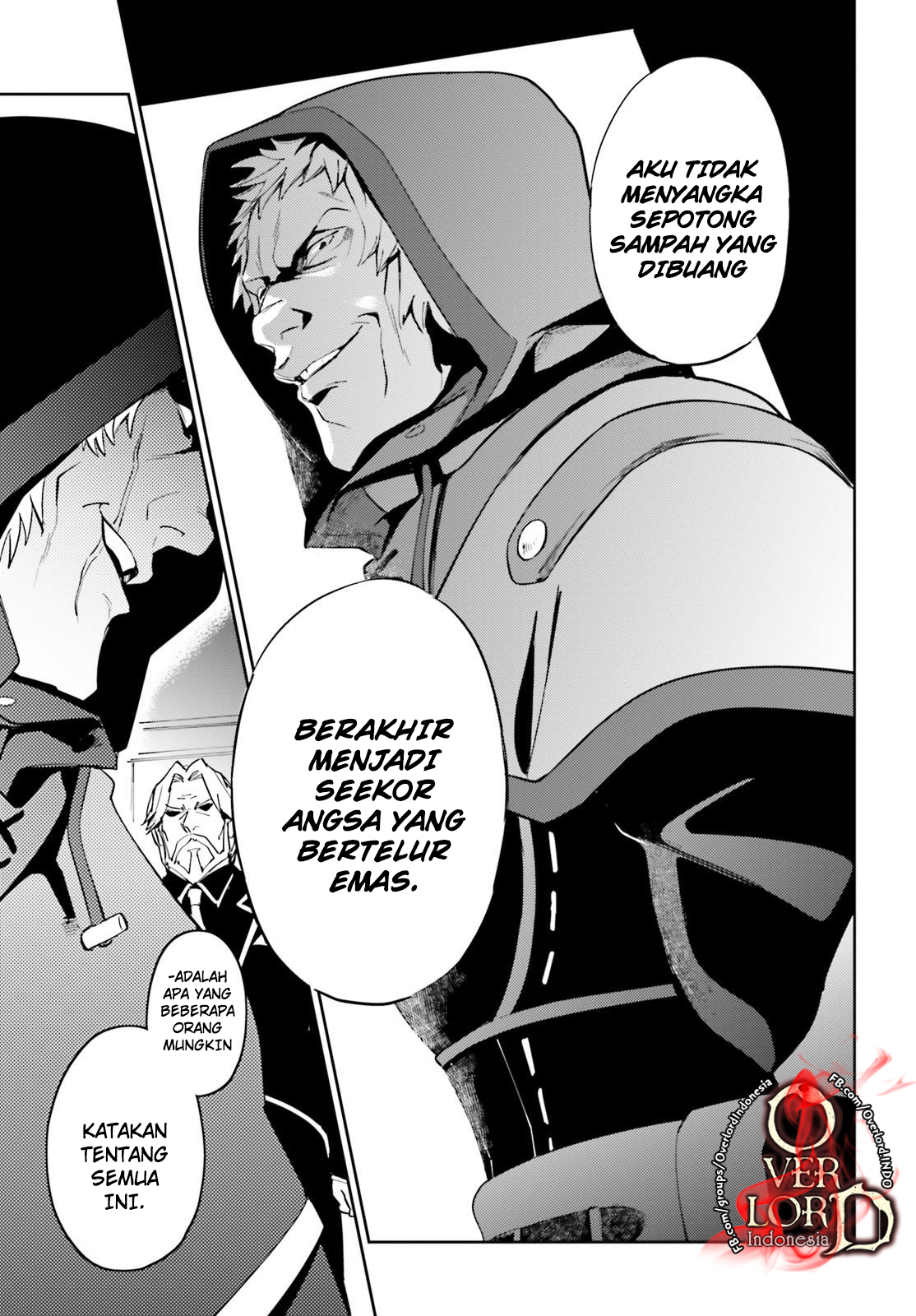 Manga Overlord chapter 34 Bahasa Indonesia