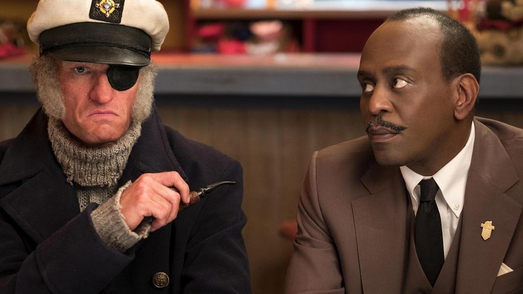 Três personagens do seriado serão interpretados por atores negros (ao contrário do filme), mas e daí?