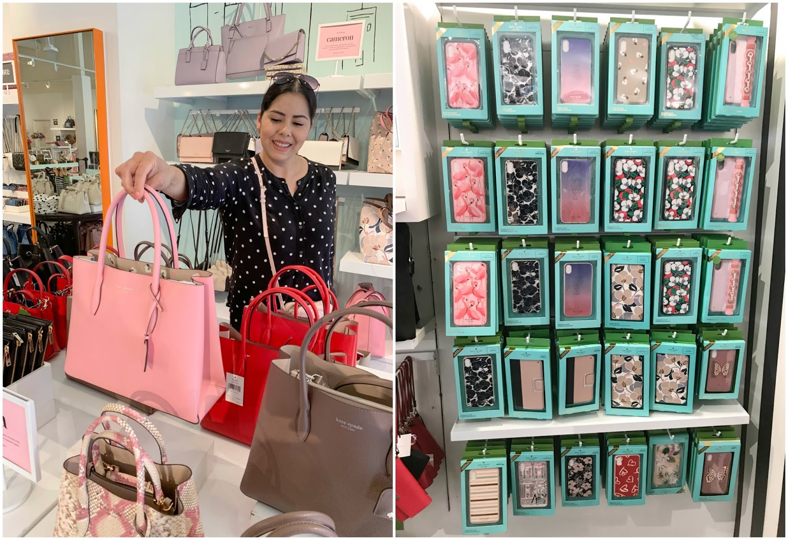 Kate Spade Factory Outlet Finds, Mother's Day Gift Guide