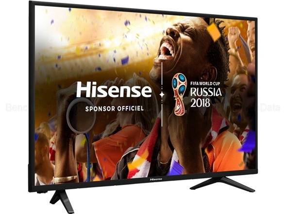 Hisense H32A5100: panel Full HD de 32'' con tecnología Clean View