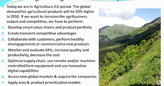 10 Strategies in Agribusiness Development
