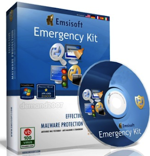 Emsisoft Emergency Kit 2018 Free Download