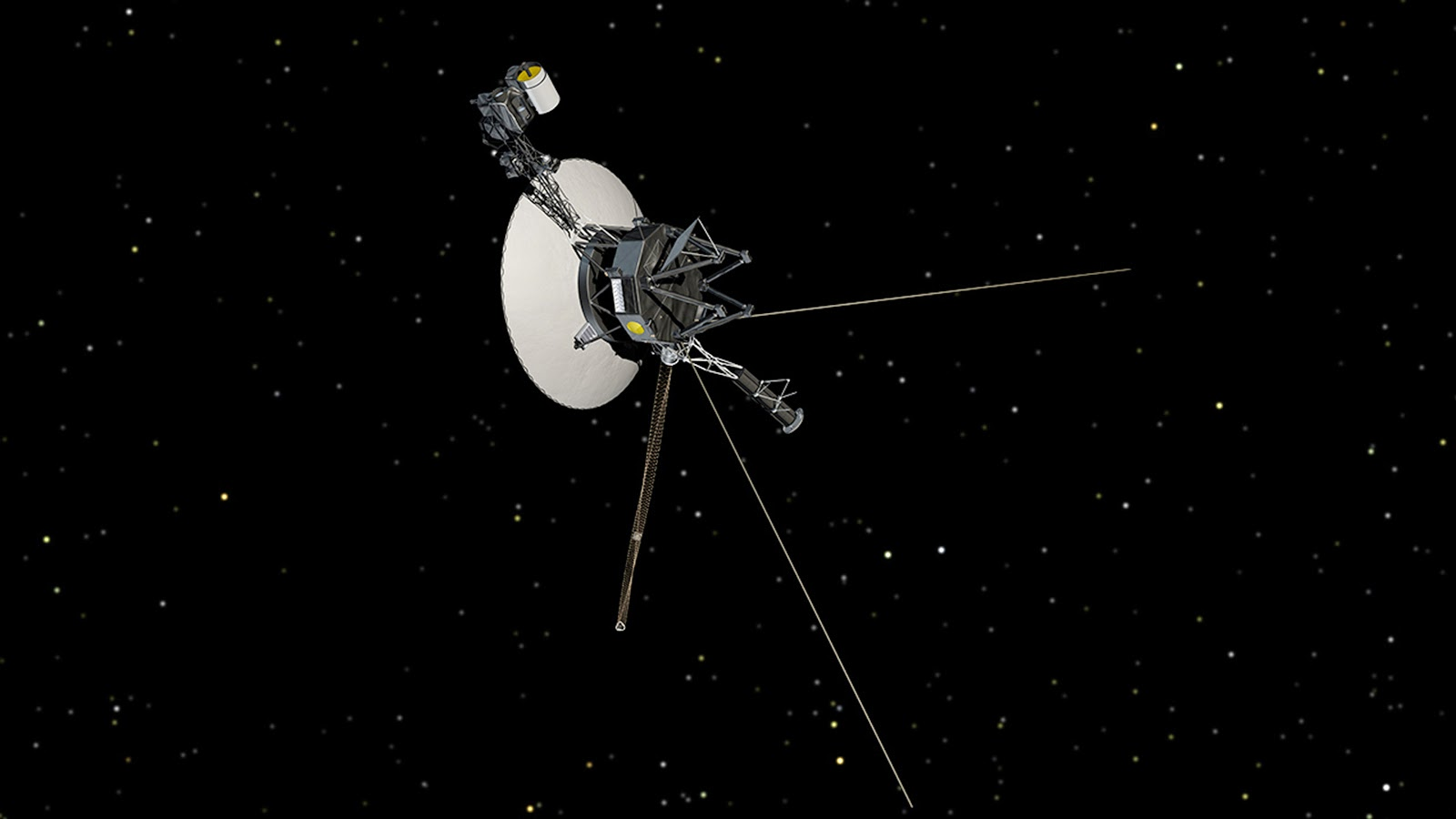 space probe voyager - HD 1820×1024