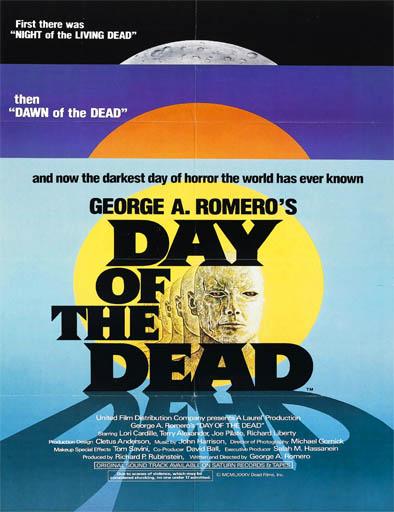 Ver El día de los muertos (Day of the Dead) (1985) Online