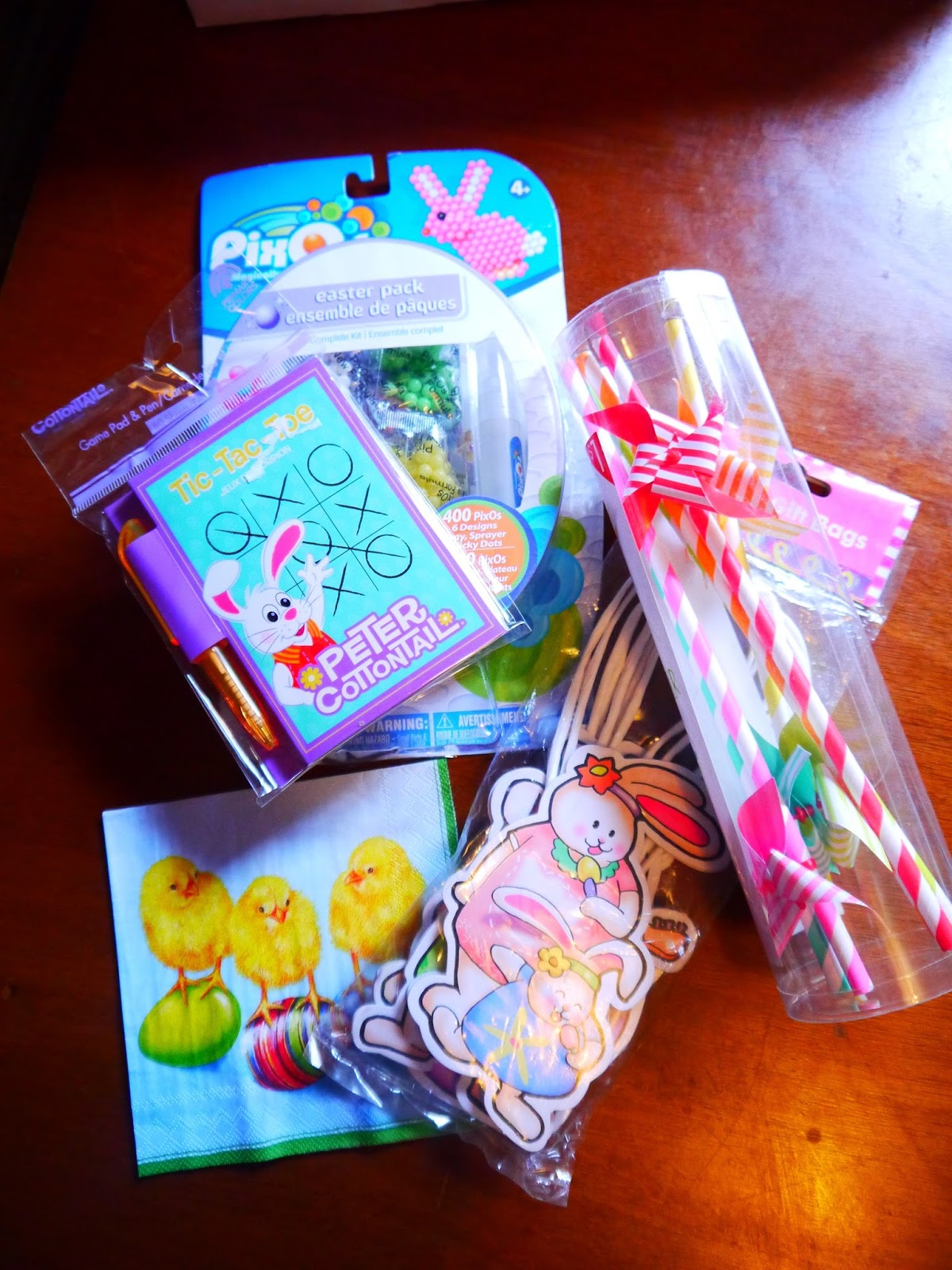 Easter basket ideas without candy the western new yorker easter basket ideas without candy negle Images